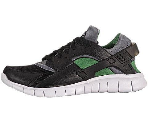 Nike Huarache Free Run Running Shoes Black Mens « Clothing Impulse