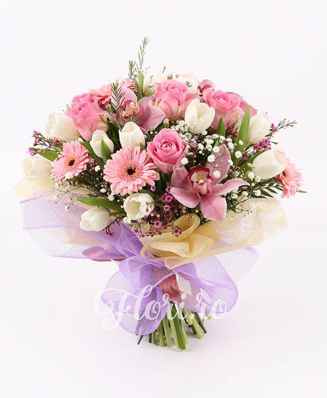 Bucurie roz