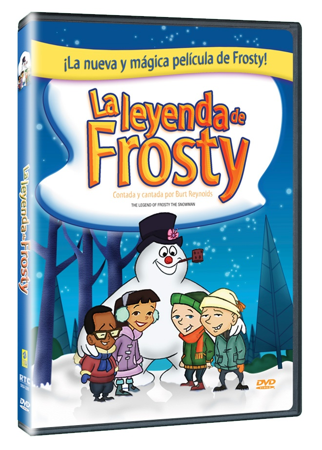 1000 images about the legend of frosty the snowman sequel for Diseno publicitario