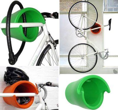 These would be great for storing the kids' pads & helmets.