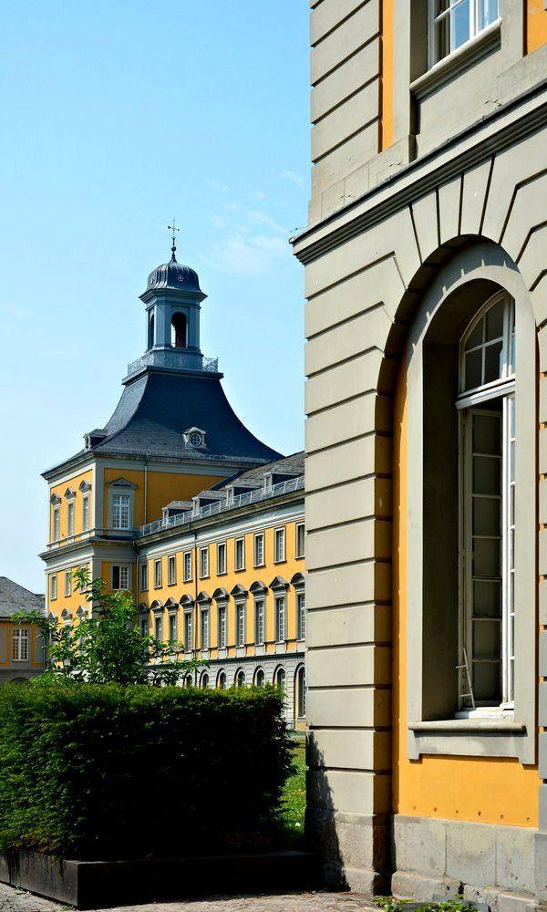 University of Bonn, North Rhine-Westphalia, Germany | by Bettina Michel