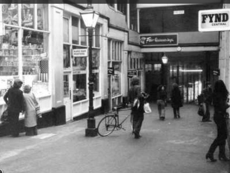 Handyside Arcade,Newcastle