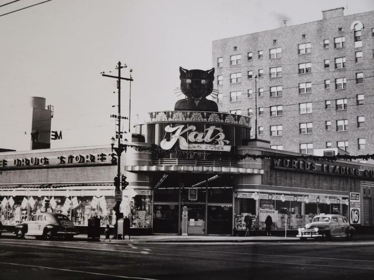 Katz Drug Store At 31st Troost Quot Going To Kansas City