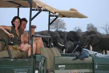 Get close with our Game Drives. Choose your package: http://africanoutposts.co.za/