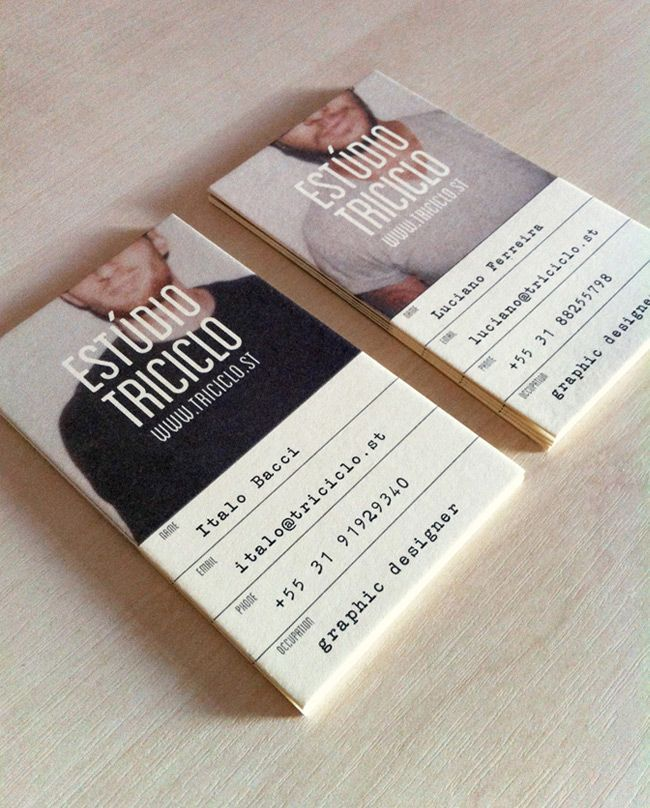 Standing Out As A Photographer: 16 Of The Best Photography Business Cards