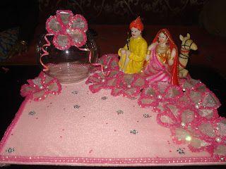 Rose n Wrap: Wedding Card Packing Tray