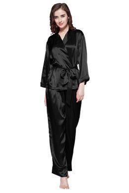 Luxury Silk Pajamas for Women Sale