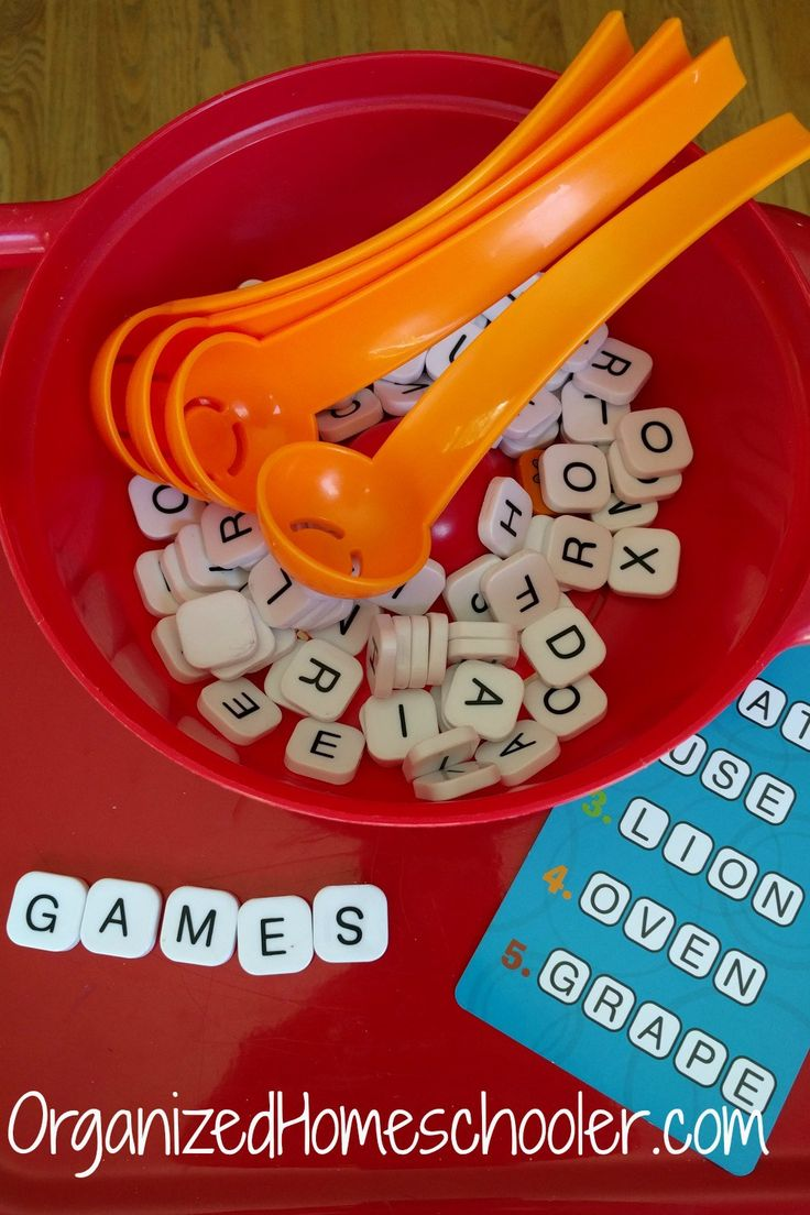 Our Favorite Games - The Organized Homeschooler
