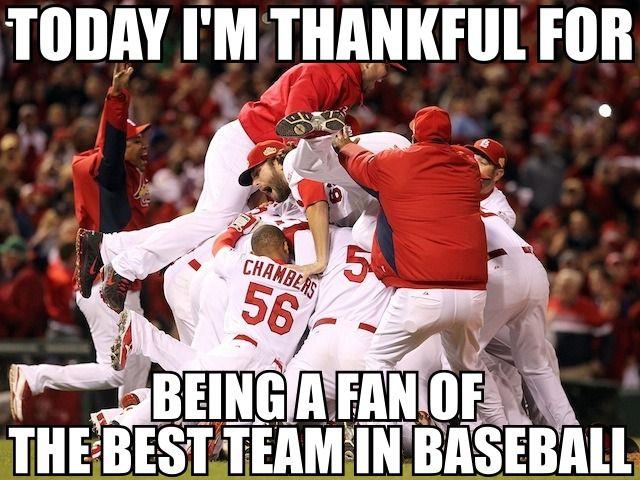 Love the Cardinals!