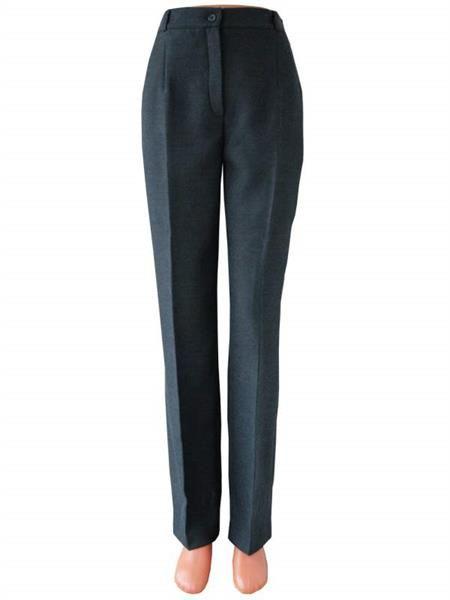 Модные черные брюки женские купить