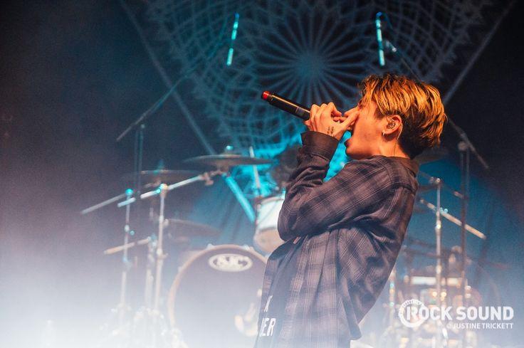 One OK Rock, London Forum, December 09 // Photo credit: Justine Trickett