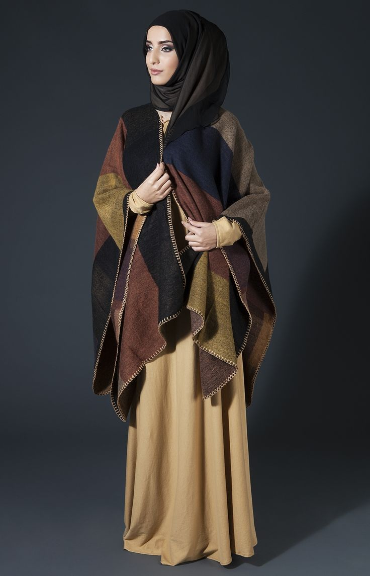 Patchwork Wrap #AabCollection #NewatAab #NewArrivals #WhatsNew #Abaya #Hijab #Modest #Style