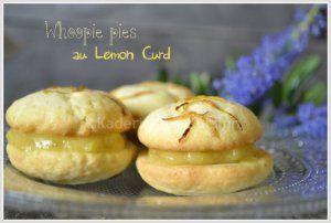 Whoopie pies au lemon curd