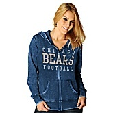 NFL Women's Princess II Full Zip Hoodie Chicago Bears . I just got mine the softest thing ever love it !