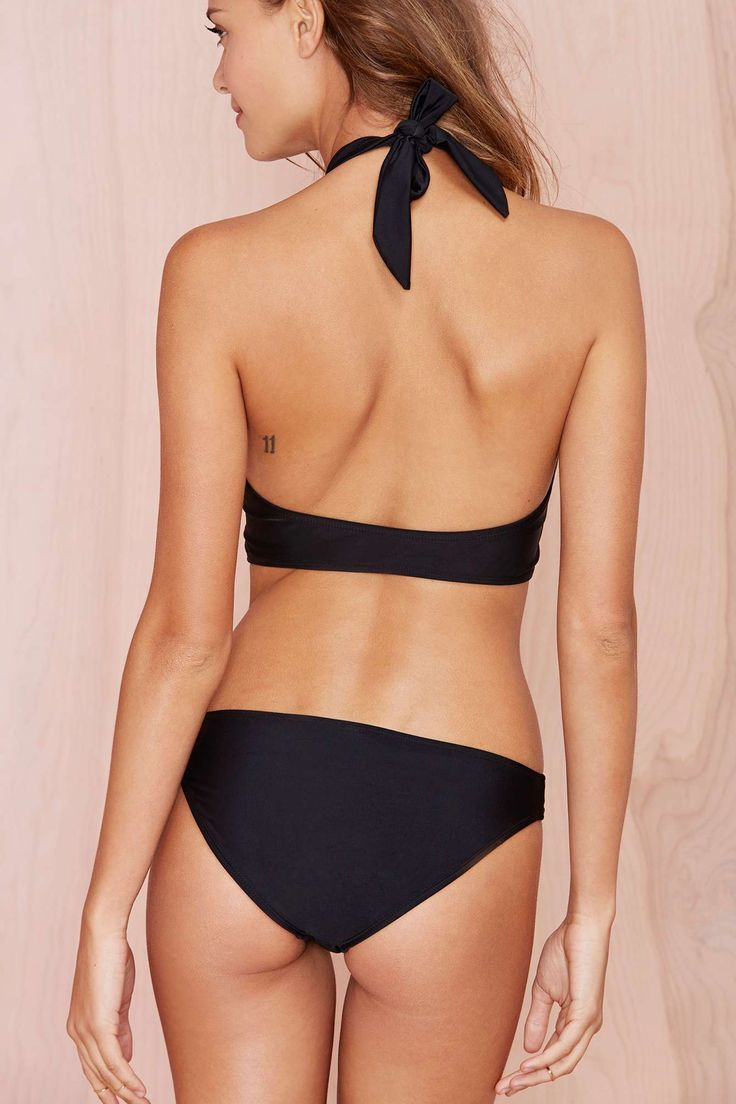 Nasty Gal Cross Purposes Swimsuit | Shop Play, Girl at Nasty Gal