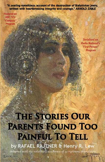 * The Stories our Parents found too painful to tell. Rafael Rayzner, author, truth teller.
