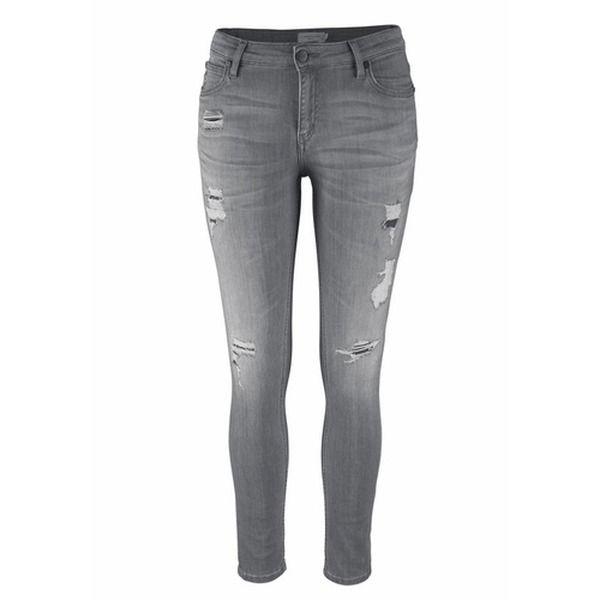 Liebeskind Berlin 5-Pocket-Jeans grau