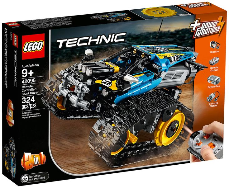 LEGO Technic 42095 Le bolide Technique lego