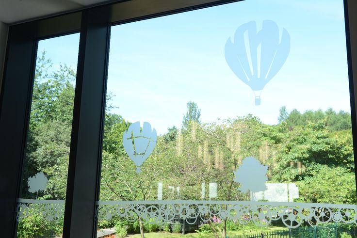 Attractive window graphics