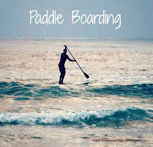 One of the most relaxing workouts youll ever have! Stand up paddle boarding is the fastest growing water sport for a reason.  www.towerpaddleboards.com