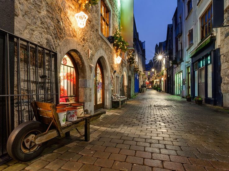 Galway is in a prime location on Ireland's west coast, in close proximity to the Aran Islands and Connemara region. But…