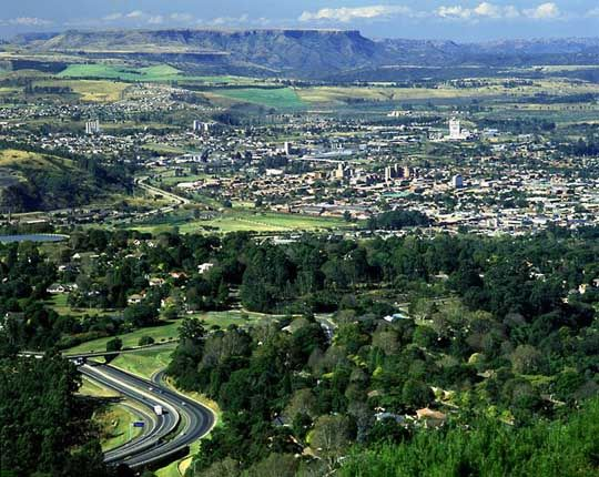 Pietermaritzburg South Africa ~ My Home Town