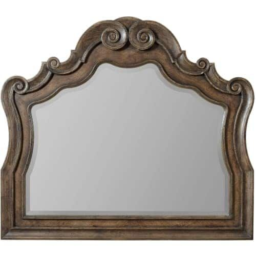 Hooker Furniture 5070-90008 50 Inch x 43-3/4 Inch Specialty Framed Mirror from t