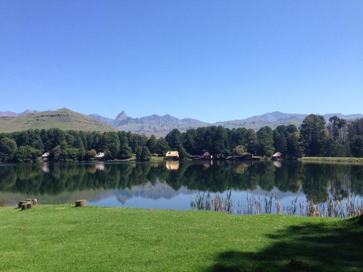 Lake Navarone Drakensburg South Africa