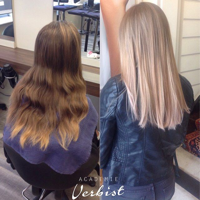 Get your hair summerproof! #academieverbist#antwerp#hairdressing#instahair#blond#summerhair#academie#verbist#beforeandafter