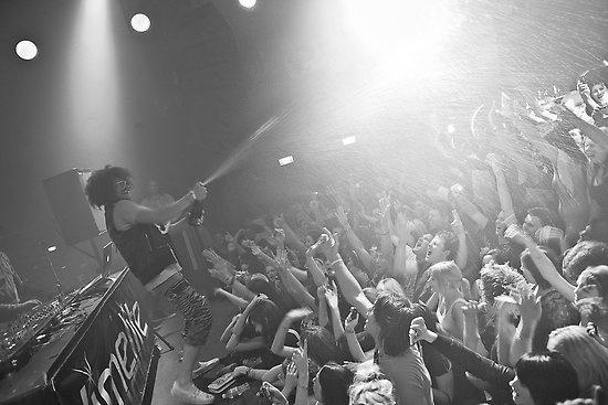 Perth - Metros Fremantle Nightclub - Black Eyed Peas #perth #metrosfreo #blackeyedpeas #nightclub #fremantle #westernaustralia #australia