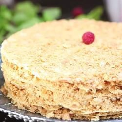 Tort Napoleon @Allrecipes.pl - http://allrecipes.pl/przepis/9850/tort-napoleon.aspx