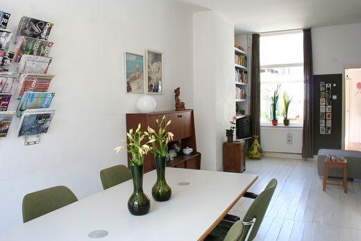 Heerlijk een kantoor aan huis voor al mijn styling en design projecten kitchen dining room - Ontwerp huis kantoor ...