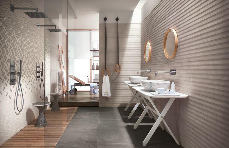 #Ragno #Terracruda Calce 40x120 cm R6MR | #Gres #cemento #40x120 | su #casaebagno.it a 60 Euro/mq | #piastrelle #ceramica #pavimento #rivestimento #bagno #cucina #esterno