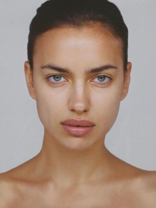Irina Shayk Without Makeup