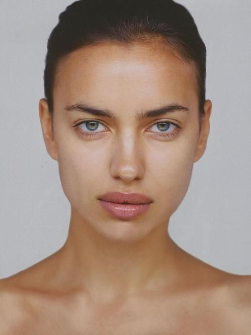Irina Shayk Without Makeup