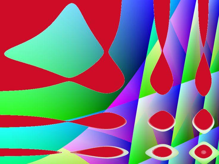 Serie Qbist by Florencia Mittelbach.