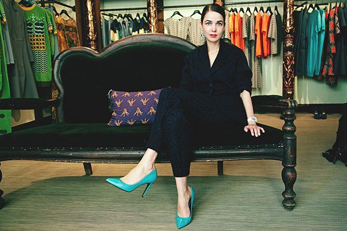 Алена Ахмадуллина: «У российской моды появилась уверенность в себе»