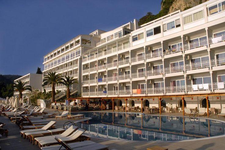 Aquis Agios Gordios Hotel #Greece #Corfu