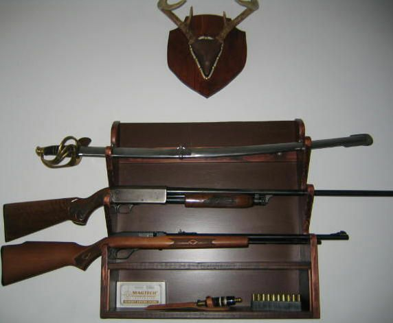 Gun Stand Designs : Best ideas about gun cabinet plans on pinterest wood
