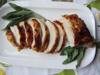 Buttermilk Brined Roast Turkey Breast | Tasty Kitchen: A Happy Recipe ...