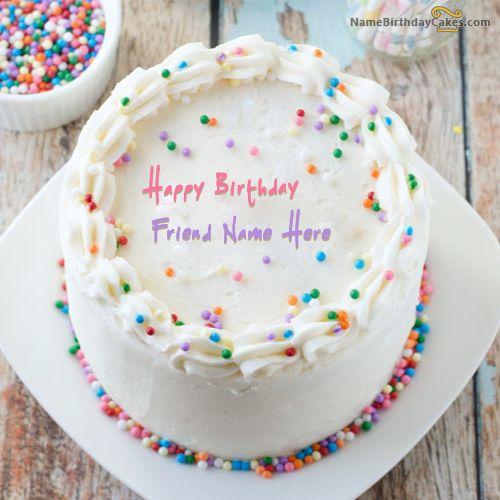 Happy birthday zoya cake Cakes secrets cooking photo blog