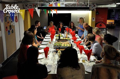 """A dinner for London's Startup Women to break bread, network, share contacts & experiences"""