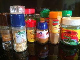 Lekker eten met Marlon: Zelf kruidenmixen maken -> Gyroskruiden (Griekse kruiden)