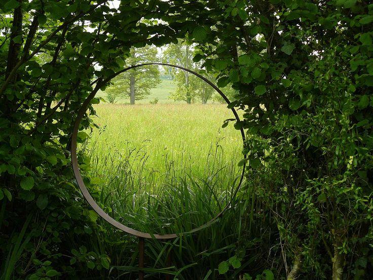 Le jardin à athis de l'orne #Orne #PureNormandie © Dominique et Benoît Delomez