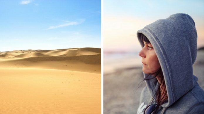 Test de personnalité : imaginez un cube dans le désert