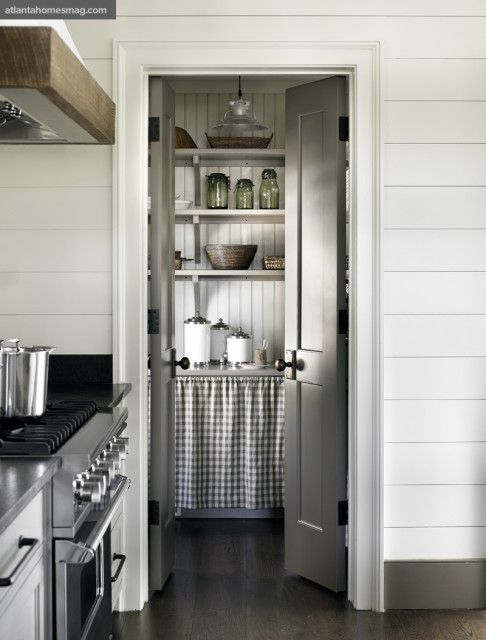 469 best butler 39 s pantry images on pinterest for Walk in pantry cabinets