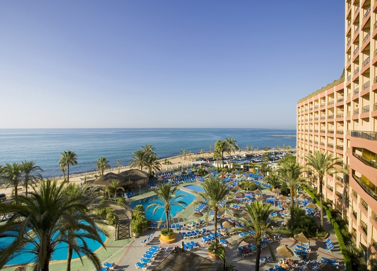 Sunset Beach Club Hotel Apartments #CostadelSol #Hotels #Travel