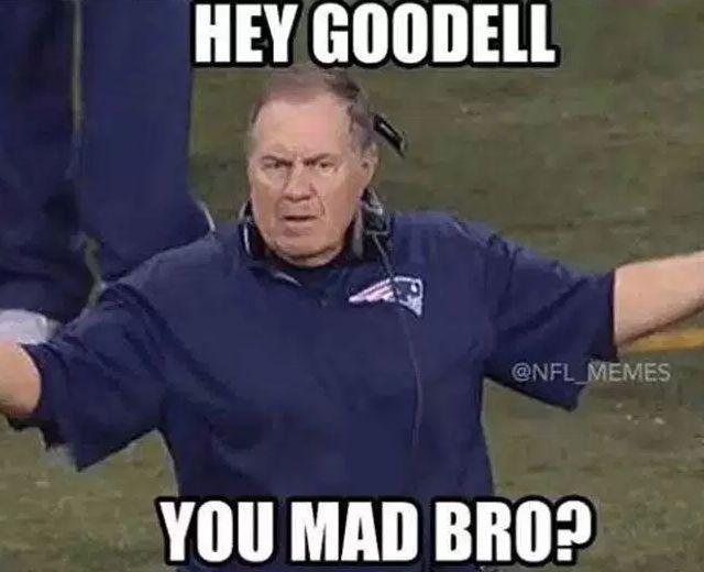 Goodell Super Bowl Meme
