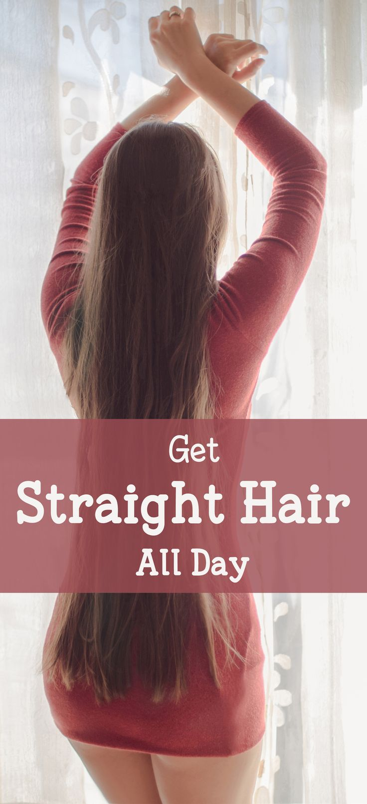 How To Make My Hair Straight And Silky Naturally