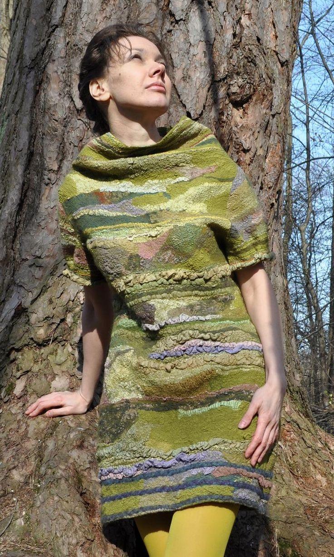 Зеленая как гусеница, которая мечтала стать бабочкой - Ярмарка Мастеров - ручная работа, handmade